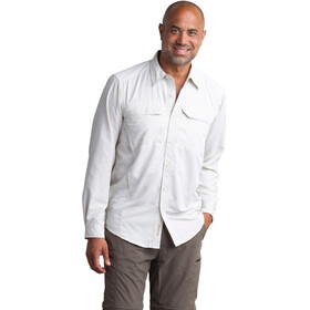 ExOfficio BugsAway Viento LS Shirt Men Bone